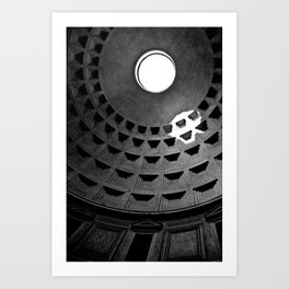 Pantheon Art Print