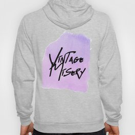 Vintage Misery - Mania Purple Hoody