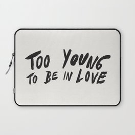 Young Unlover Laptop Sleeve