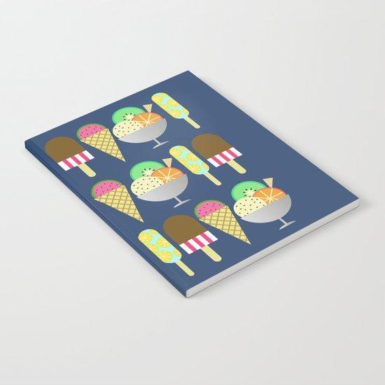 Gelato Notebook
