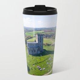 Breedon church  2 Travel Mug