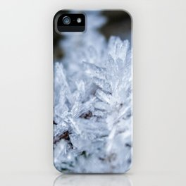 Givre-F1 iPhone Case