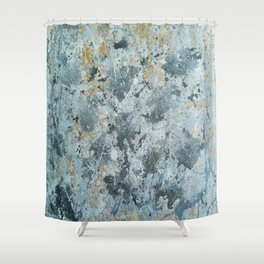 Abstract painting 100 Shower Curtain