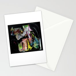 Birds of Paradise (oil on canvas) Stationery Cards
