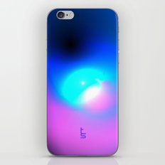 Cosmic Clouds iPhone Skin