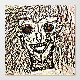 Vampire Demon Canvas Print