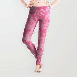 Comanche Camo Pink Leggings