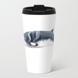 Baby Minke whale Travel Mug