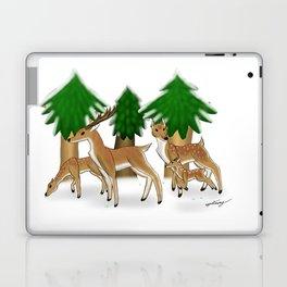 Winter herd Laptop & iPad Skin