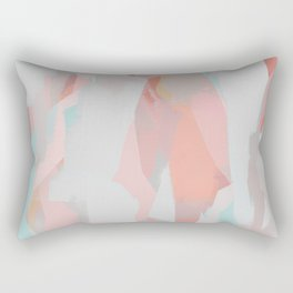 Abstract Painting No. 18 Rectangular Pillow