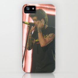 Zayn Malik iPhone Case