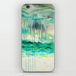 Paz iPhone Skin