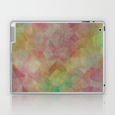 Pastel Polygon Pattern Abstract Laptop & iPad Skin