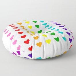 Love is love / Amor es amor Floor Pillow