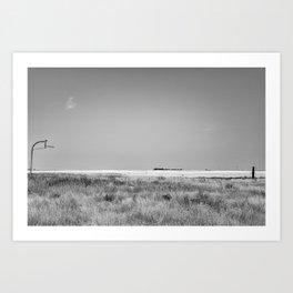 Field of Unrealized Dreams Art Print