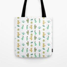 Cactus SERIE - CACTI LOVE Tote Bag
