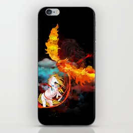 EPIC BATTLE OF COLORS iPhone Skin