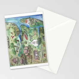 The North End Stationery Cards