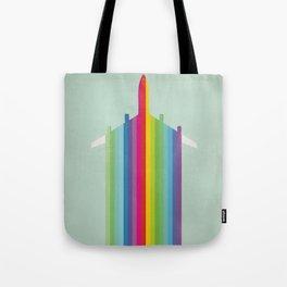 RNBW PLN Tote Bag