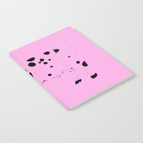 Pig Spots Notebook
