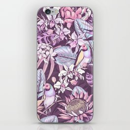 Stand out! (soft pastel) iPhone Skin