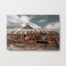 Imminent collapse Metal Print