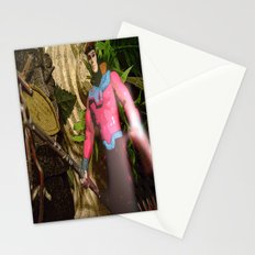 Gambit: In The Ruins Stationery Cards