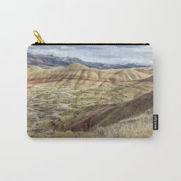 The HIlls are Alive with Color Carry-All Pouch