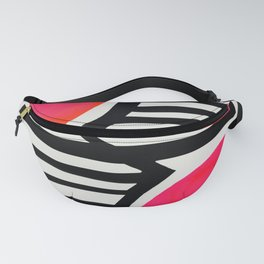Sunset Shadows Fanny Pack