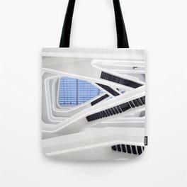 Zaha H A D I D | architect | Dominion Office Building Tote Bag