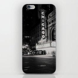 Chicago Theatre ... iPhone Skin