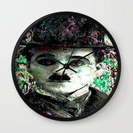 CHARLIE CHAPLIN Wall Clock