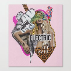 ELECTRIC FANTA-SIA  Canvas Print