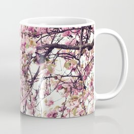 Cherry blossoms in Paris, Eiffel Tower II Coffee Mug