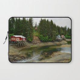 Seldovia Slough - Alaska Laptop Sleeve