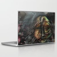dexter Laptop & iPad Skins featuring Dexter  by John Hansen