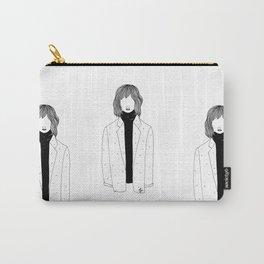 La fille sans visage °2° Carry-All Pouch