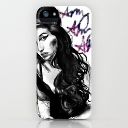 Amy Amy Amy iPhone Case