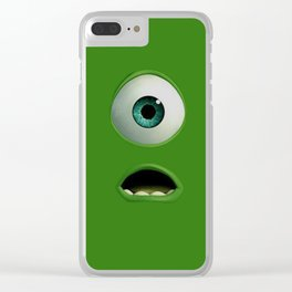 Monster Inc Clear iPhone Case