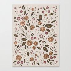 Fig Jam Canvas Print