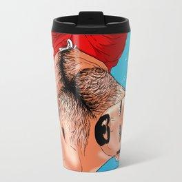 Ludo's swimming Travel Mug