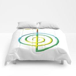 Cho-Ku-Rei - Reiki-Symbol Comforters