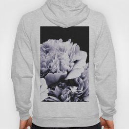 Peony Flower Bouquet Black and White #decor #society6 #buyart Hoody