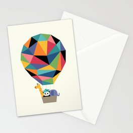 Fly High Together Stationery Cards
