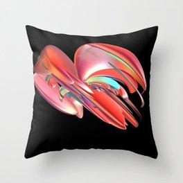 Star Fighter Throw Pillow