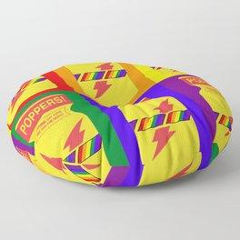 Rainbow poppers LGBT GAY PRIDE SEASON GIFT Floor Pillow