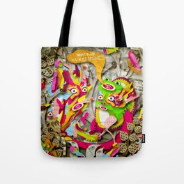 What I am You Will Become Tote Bag