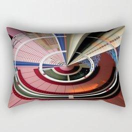 Centripetal Course 659 Rectangular Pillow