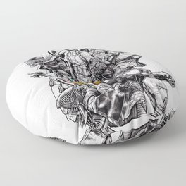 AvengersIW - Original Trio and Black Order Floor Pillow