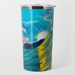 Light at the End of the Tunnel Travel Mug